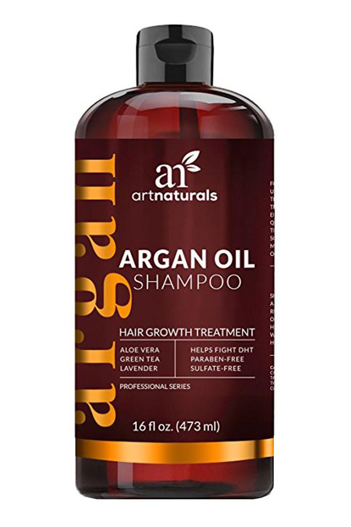 Argan Oil Shampoo for Hair-Regrowth