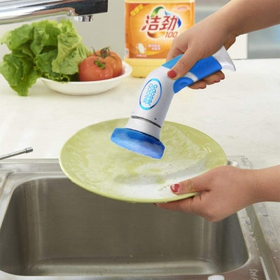 Microant Cordless Power Scrubber Brush