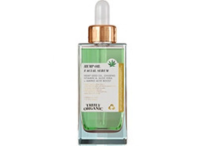 Truly Organic Hemp Oil Facial Serum