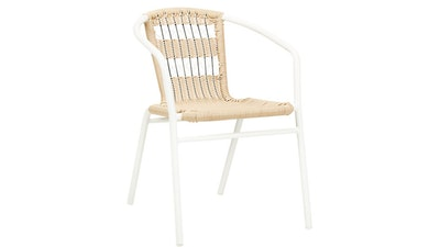 Rex Open Weave Chair