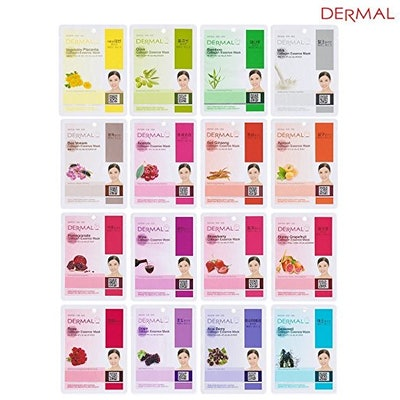 DERMAL Collagen Essence Sheet Masks