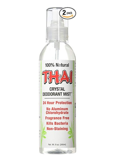 Thai Deodorant Stone Crystal Mist Natural Spray