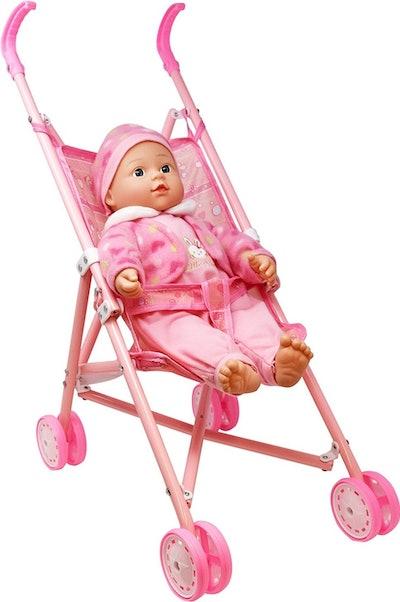 My First Baby Doll Stroller