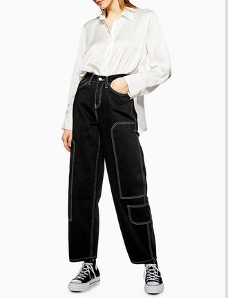 Cargo '90s Baggy Jeans