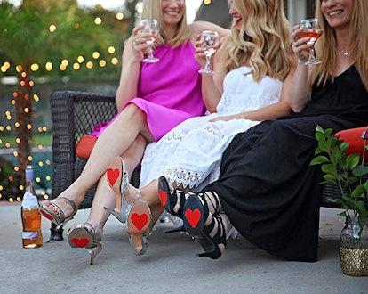 Heart Brakers Anti-Slip Shoe Grips By Heels Above