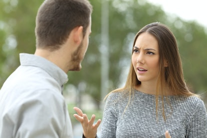 If you feel like your partner isn't making an effort in the relationship, they might not be enough for you.