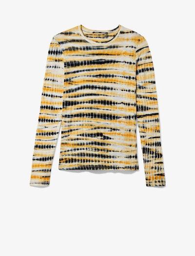 Tie-Dye Long Sleeve T-Shirt