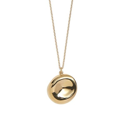 Cleft Necklace in Gold