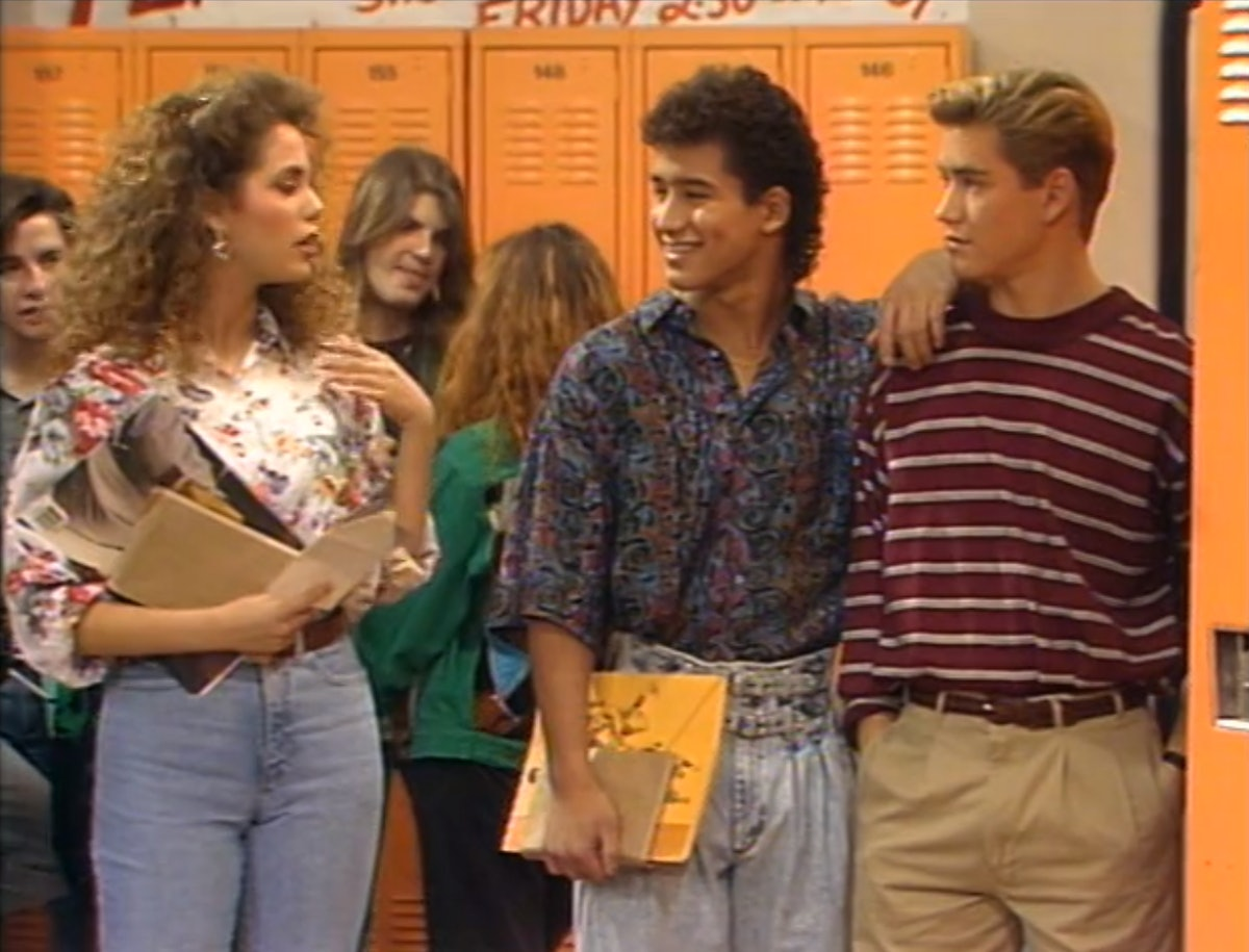 The 'Saved By The Bell' Cast Reunited Ahead Of The Show's Landmark 30th Anniversary — PHOTO