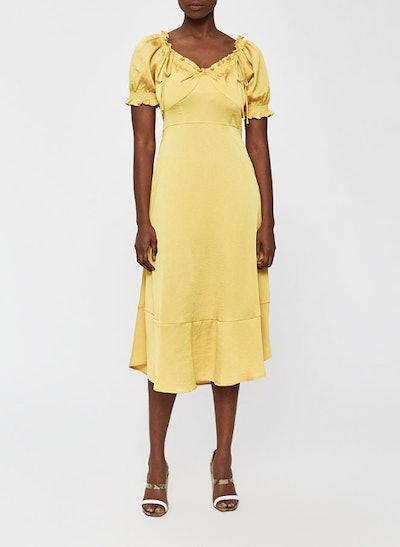Janine Short Sleeve Dress
