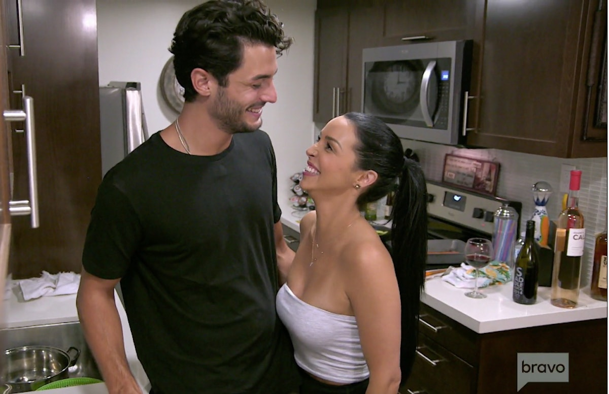 Ethan From 'Vanderpump Rules' Might Make Or Break Scheana's Relationship With Adam