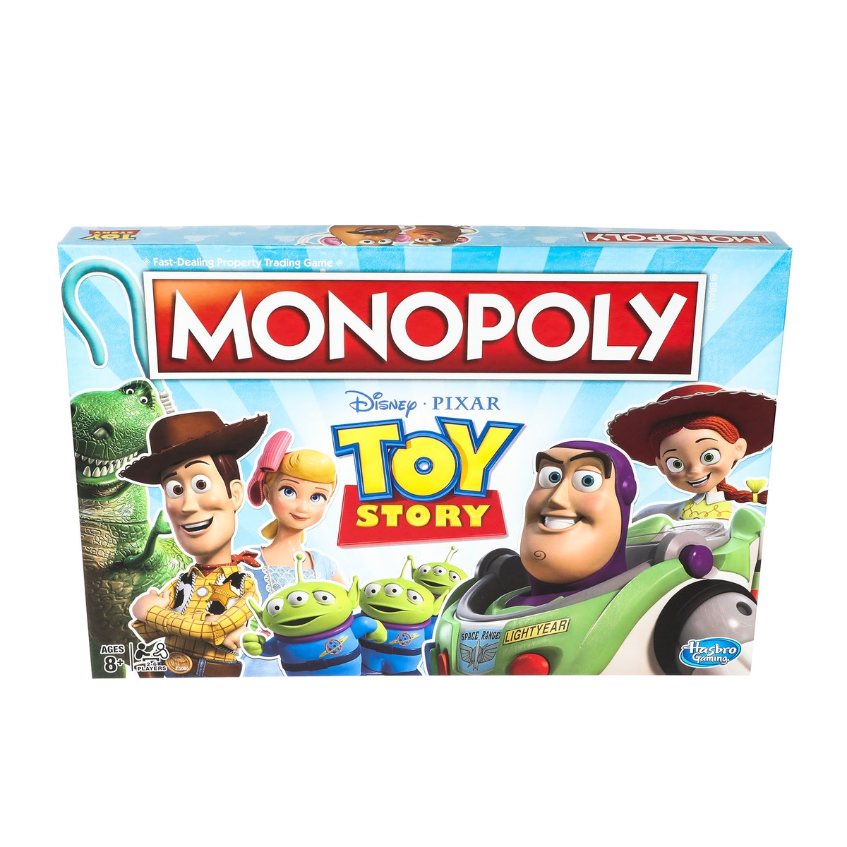 This 'Toy Story' Monopoly Is The Only Game You & Your Family Need