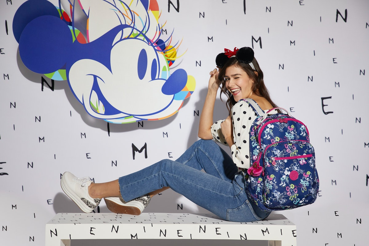 Where To Buy Kipling's Minnie Mouse Summer 2019 Collection Because This Mouse Is A Style Icon