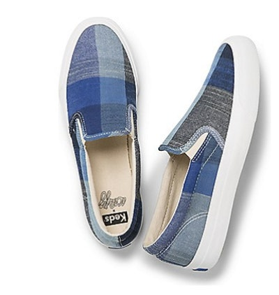 KEDS X ACE&JIG ANCHOR SLIP ON MARINE
