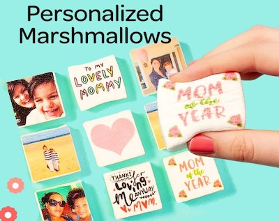 Personalized Marshmallows