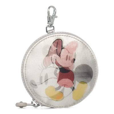 Marguerite Disney's Minnie Mouse And Mickey Mouse Round Case