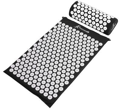 Prosource Acupressure Mat and Pillow Set