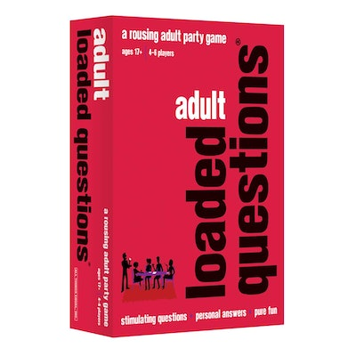 Adult-Loaded Questions: A Rousing Adult Party Game