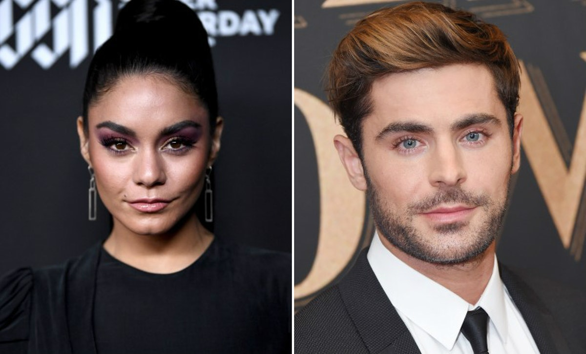 Vanessa Hudgens' Comments About Dating Zac Efron During Their Disney Days Are So, So Real