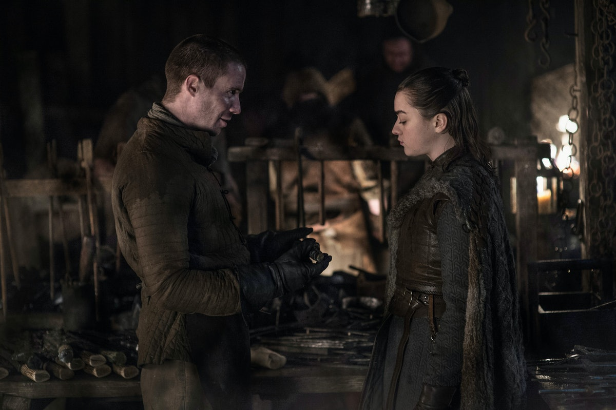 Tweets About Arya & Gendry's Relationship On 'Game Of Thrones' Reveal Just How Much Fans Ship These Two