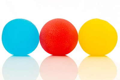 Impresa Products Stress Relief Balls (Set of 3)