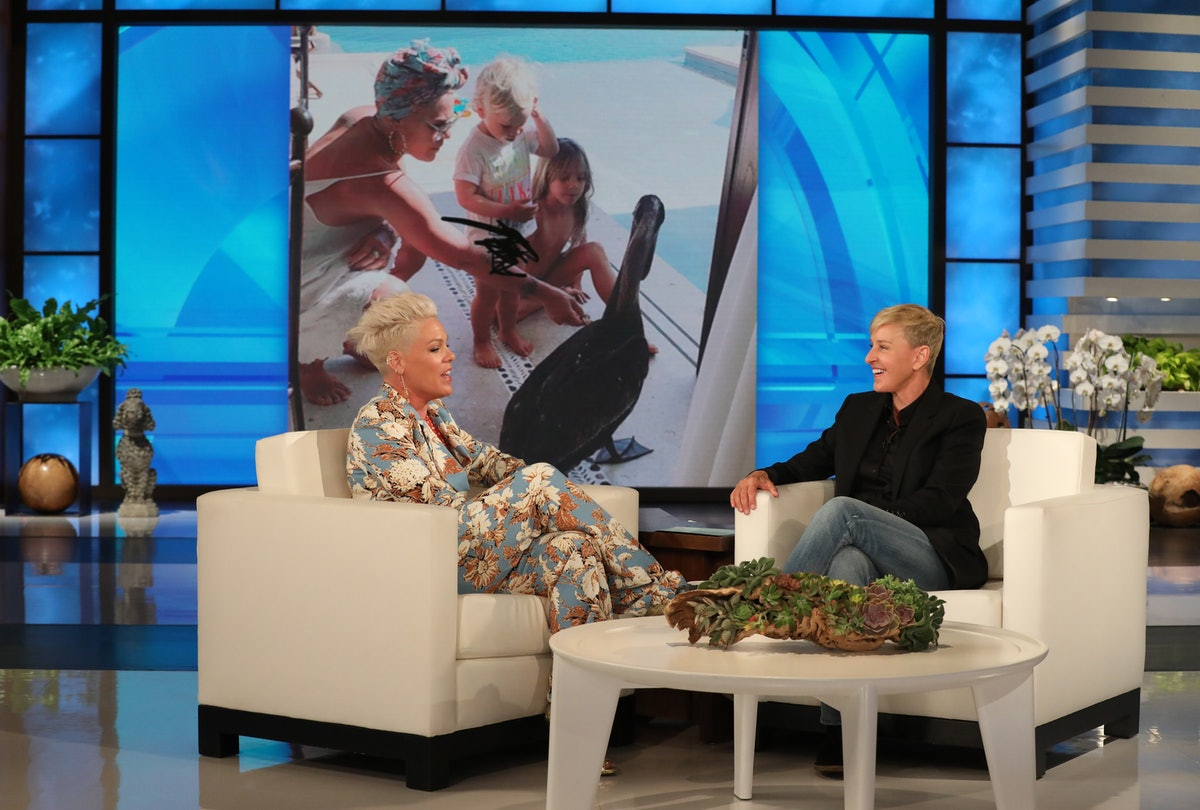 Pink Won't Post About Her Kids On Social Media Anymore For An Upsetting, But Understandable Reason