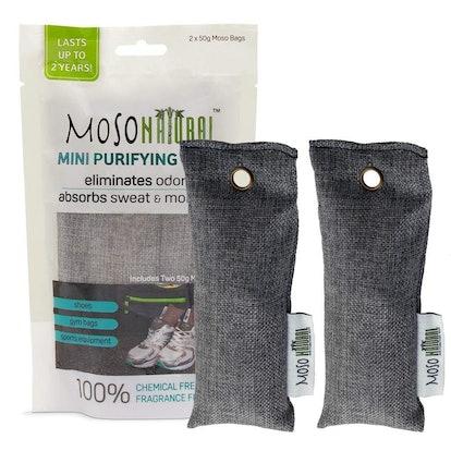 MOSO NATURAL Air Purifying Bag (2 Pack)