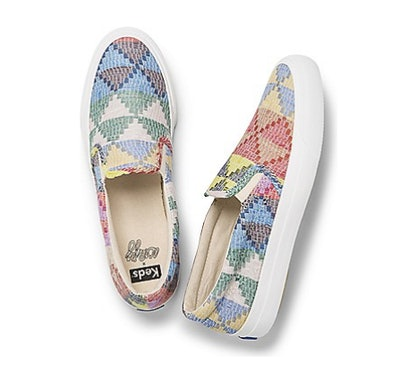 KEDS X ACE&JIG ANCHOR SLIP ON HOPE
