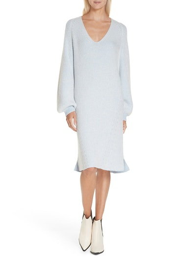 Mallory Baby Alpaca Sweater Dress