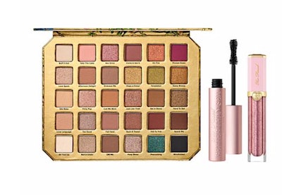 Too Faced 3-Piece Natural Lust Eyes & Lip Set