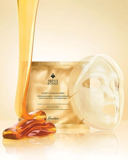 Guerlain Abeille Royale 2019 Honey Cataplasm Mask x 4
