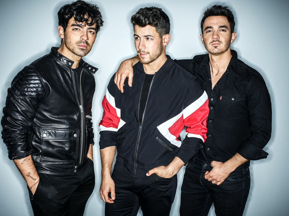 The Jonas Brothers' New Album Is Officially Coming & The Title Will Make Fans So, So Happy — PHOTO