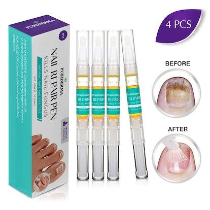 Puriderma Nail Repair Pens (4 Pack)