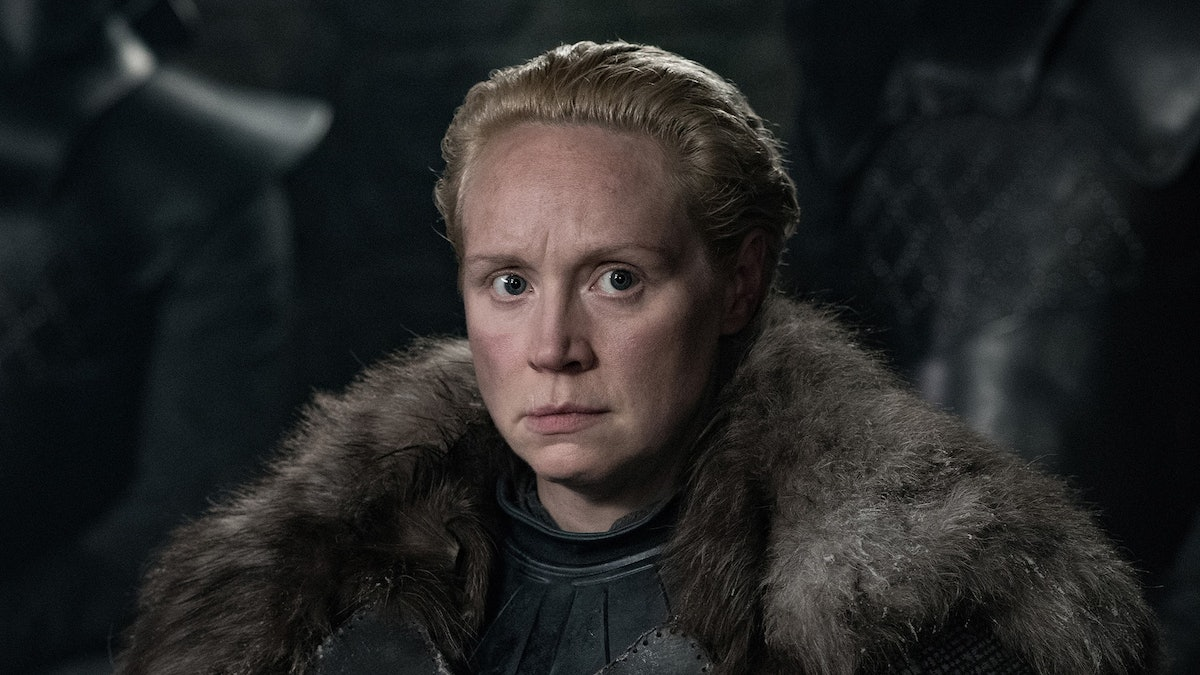 Brienne Is Knighted On 'Game Of Thrones' & Fans Are Crying Tears Of Joy