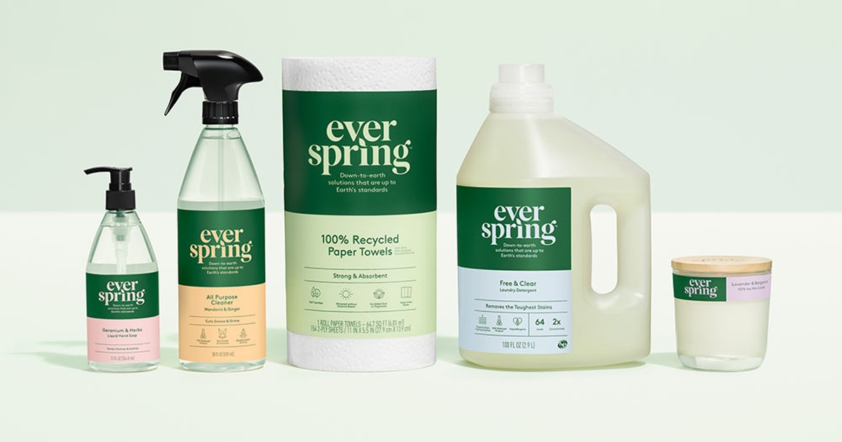 Target S New Everspring Line Is Their Affordable Take On