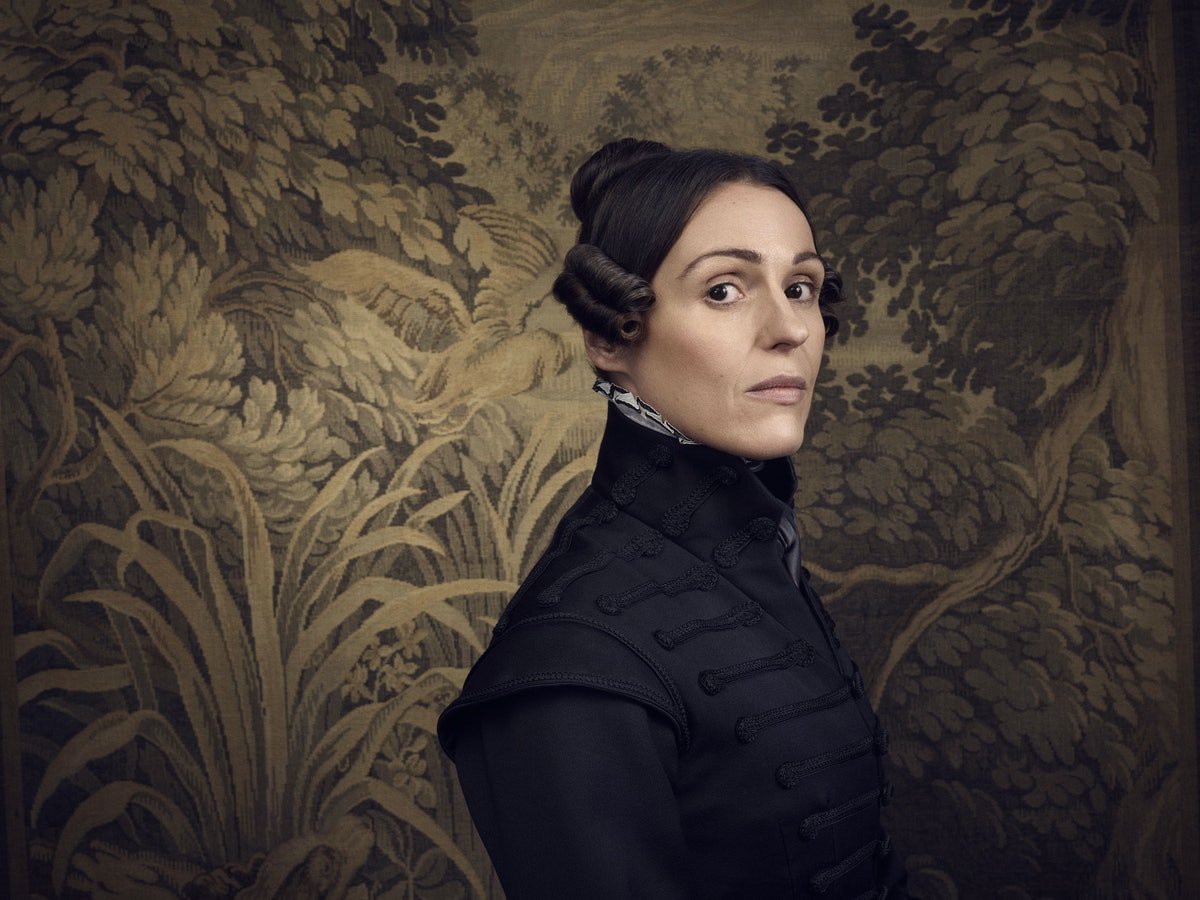 'Gentleman Jack' Is The Lesbian 'Pride & Prejudice' Queer Women Deserve