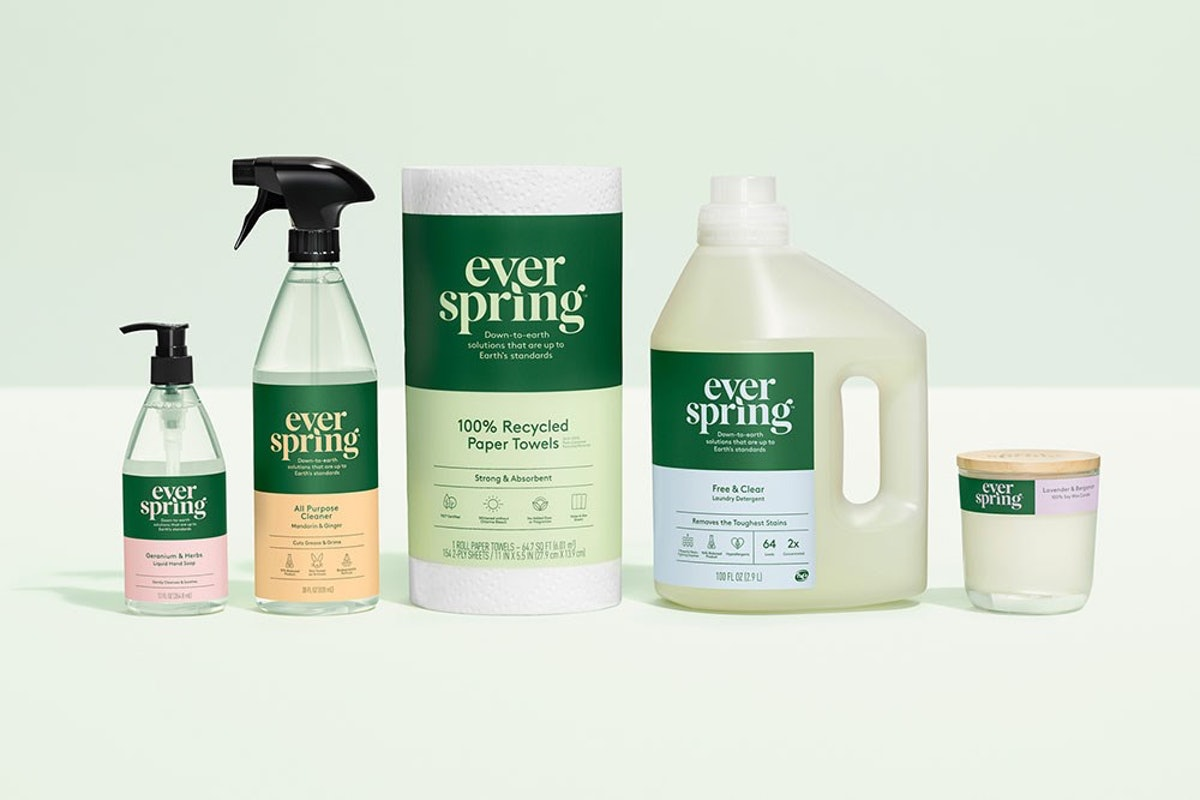 Target's New Brand Everspring Makes It Possible To Get Sustainable Home Essentials Under $12