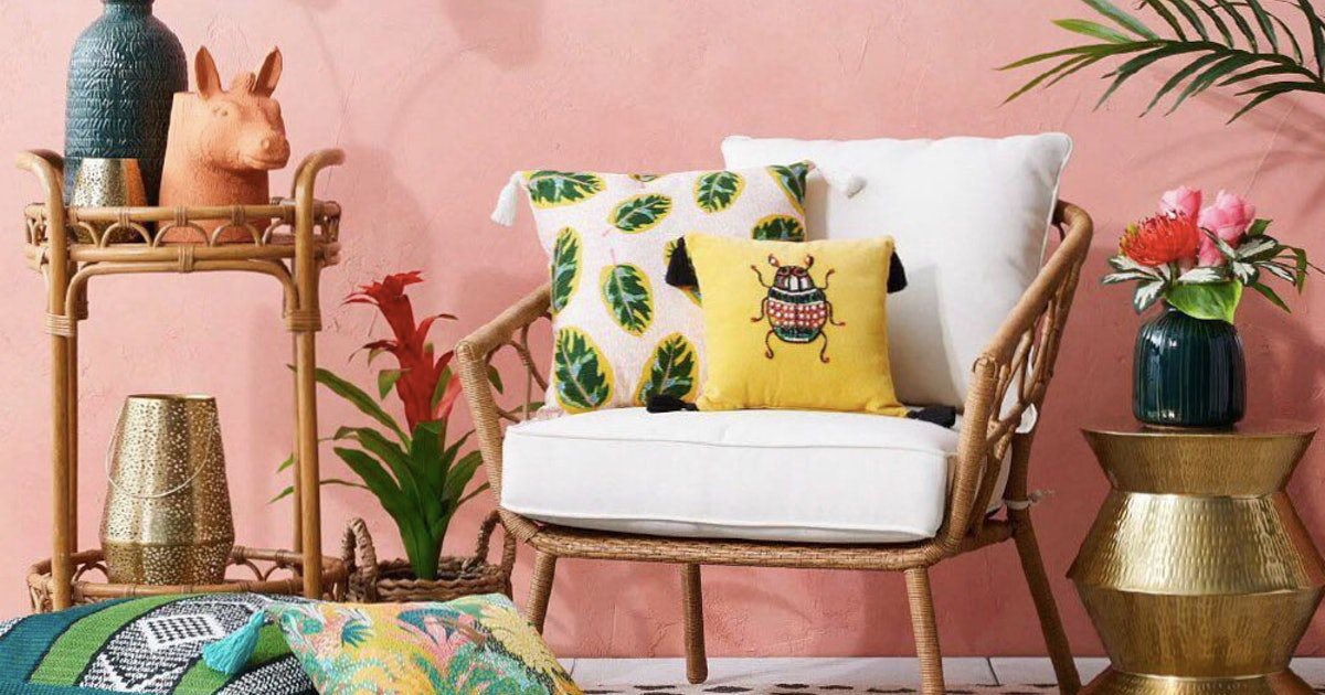 Spring Decor From Target Under $100, For Those Who Are Behind On Their Seasonal Upgrade