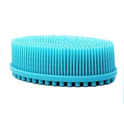NYKKOLA Bath & Shower Loofah Brush Scrubber