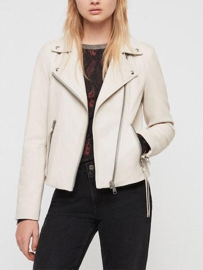 Dalby Leather Jacket