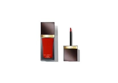 Nail Lacquer in Scarlet Chinois