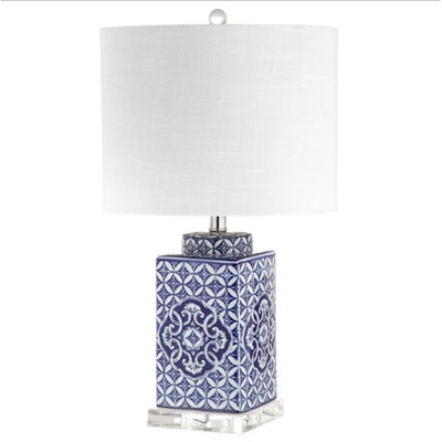 Choi Chinoiserie LED Table Lamp