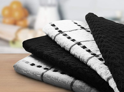 Utopia Cotton Kitchen Towels (Pack of 12)