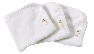 Burt's Bees Baby Knit Terry, 100% Organic Cotton (3-Pack)