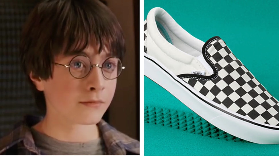 f5c2762403 A Vans x  Harry Potter  Collection Is Coming For Wizards