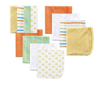 Luvable Friends 12-Pack Washcloths