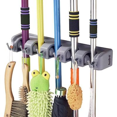 RockBirds Broom Mop Holder