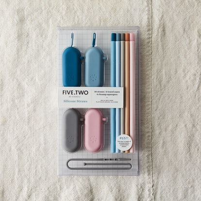 Food52 Five Two Silicone Straws