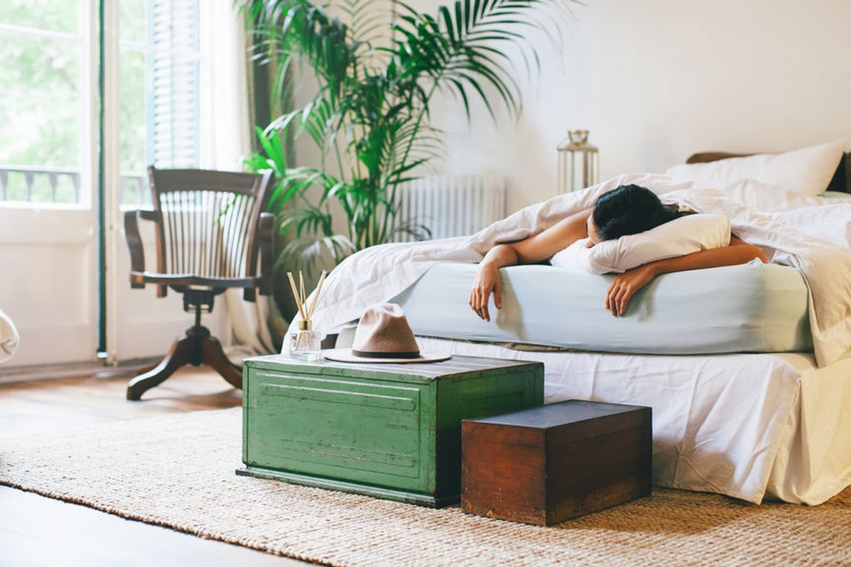 Sleeping In Separate Rooms May Improve Your Sex Life, A New Study Suggests & There's One Key Reason Why