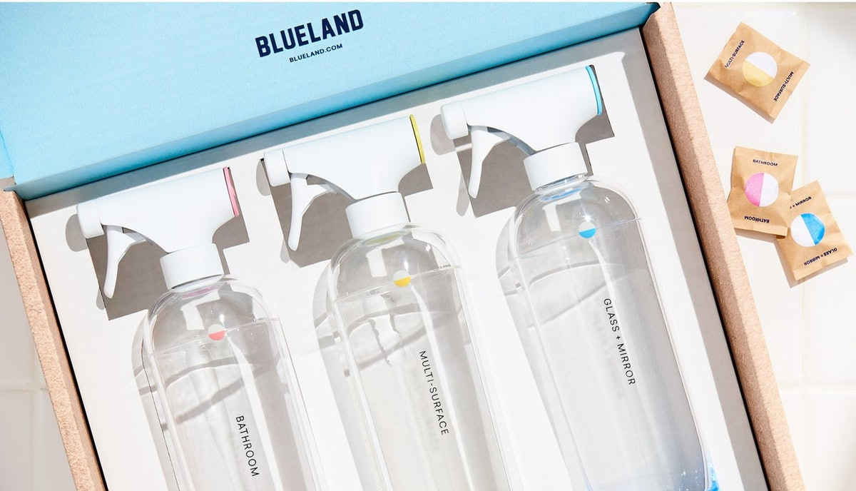 Blueland, A New Eco-Friendly Brand, Wants To Help You Cut Down On Plastic Bottle Waste — Here's How